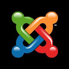 Joomla 3D logo