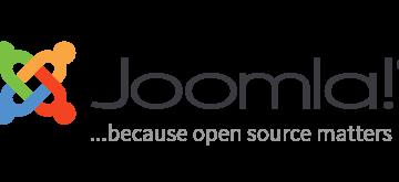joomla logo light background